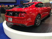 2015 Ford Mustang new model rear GHP