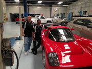 Donny Parker Mitch Liberty Motor Sorts Sharjah Global High Performance visit to the Middle East