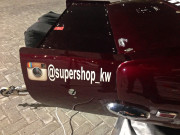 Super Shop Kuwait at Yas Marina Abu Dhabi Global High Performance visit to the Middle East