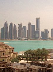 Doha Qatar last look Global High Performance visit to the Middle East