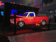 Chevy Chevrolet C10 SEMA 2014 truck GHP Global High Performance