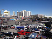 SEMA 2014 Las Vegas Auto trade show Global high performance GHP