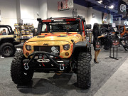 Rugged Ridge Jeep Wrangler Unlimeited SEMA 2014 GHP
