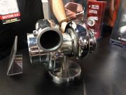 Comp Turbos oil less oiless Turbo SEMA 2014 GHP