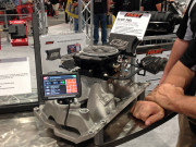 FAST EZ EFI fuel injection self tuning SEMA 2014 GHP