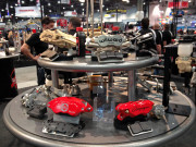 Wilwood Brakes brake systems SEMA 2014 GHP