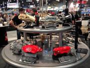 Wilwood Brakes brake systems SEMA 2014 GHP