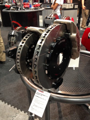 Wilwood SL W 5 and Aerolite 6R Big Brake race kit SEMA 2014