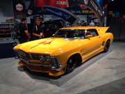 1964 Buick Riviera JF Kustoms BASF R-M Paint Ridler award winner SEMA 2014 Global High Performance.