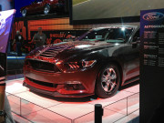 Ford King Cobra concept Mustang 2015 global upgrade SEMA 2014 Global High Performance Wholesale distributor