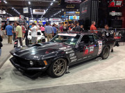 Optima Ultimate Street car invitational 1970 Mustang racing pro touring SEMA 2104 Global High Performance