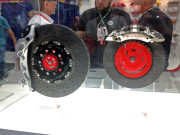 Brembo Brakes Carbon disc racing SEMA 2014 Global High Performance Distributor