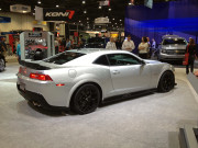 SEMA 2014 Chevy Camaro Z28 Nurburgring Fastest production car. Global High Performance