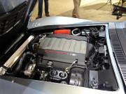 Chevy LT1 Corvette 71 C3 Stingray 460 Horsepower SEMA 2014 GHP NASCAR legend