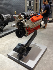 Chevrolet Performance Crate engine LSX Lsx376 376 Global High Performance SEMA 2014