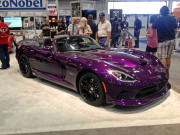 Purple Dodge Viper Custom SEMA 2014