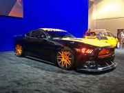 Ford Custom 2015 Mustang ecoboost MRT SEMA 2014