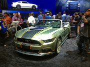 Ford Mustang 2015 convertible custom SEMA 2014 International
