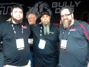 SCT Flash Bully Dog Bullydog Distributors GHP SEMA 2014 Johnny Johnson