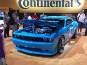 Dodge Blue Challenger SEMA 2014