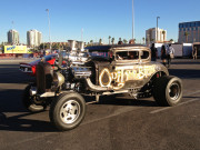 Welderup Rat Rod SEMA Ignited 2014 GHP