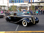 SEMA 2014 Ignited parade of cars GHP