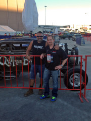 Steve Darnell and Jeremy Troggio Welderup Welder Up Las Vegas SEMA 2014 Ignited After Party Global High Performance