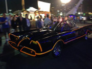 SEMA 2014 SEMA Ignited after Party Batmobile Bat GHP