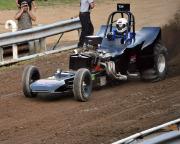 Performance racing altered sand drag car