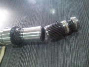 Alyasy 7 Broken transmission input shaft Emirates