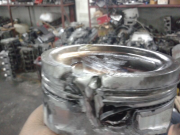 Melted piston by Alyasy 7 Mr. Hisham