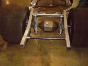 Ryan's custom chassis Global High Performance