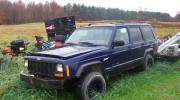 Field fresh Jeep Cherokee by Donny of Global High Performance