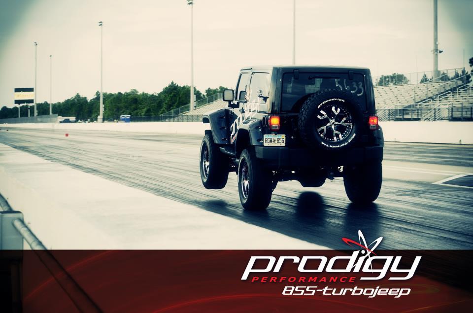 prodigy jeep wheelie