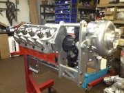 540ci Chevy Engine with Supercharger by Global High Performance international wholesale distributor auto parts and accessories