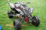 Ryan's Raptor 700 racing quad