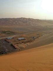 Moreeb Sand Dunes Emirates U.A.E.